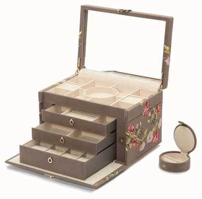 WOLF Zoe Mink Large Jewellery Box 393013