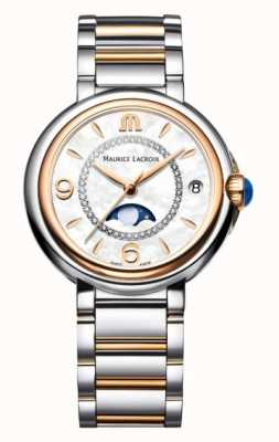 Maurice Lacroix FIABA | Moonphase | 18ct PVD Plated FA1084-PVP13-150-1