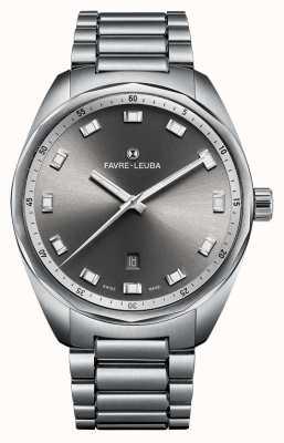 Favre Leuba Chief Sky Chief Date 43 Grey Dia 00.10201.08.31.20