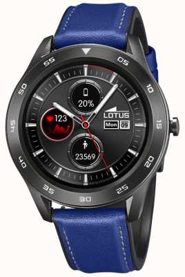 Lotus Men's | Smartime | Blue Leather Strap + Free Strap 50012/2