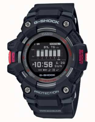 Casio G-SHOCK | G-SQUAD | Steptracker | Bluetooth | Black GBD-100-1ER