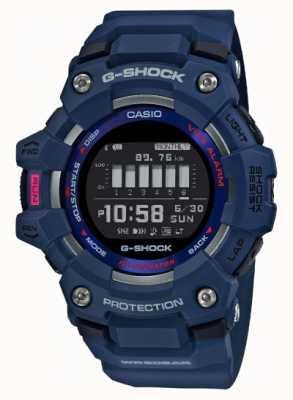 Casio G-SHOCK | G-SQUAD | Steptracker | Bluetooth | Blue GBD-100-2ER
