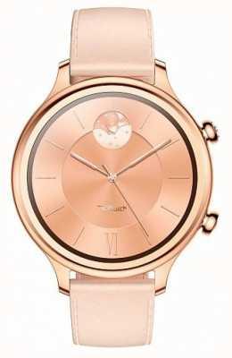 TicWatch C2+ Rose Gold Smartwatch 139866-WG12056