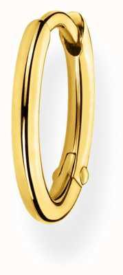 Thomas Sabo 18k Yellow Gold Single Hoop Earring | 15mm CR661-413-39