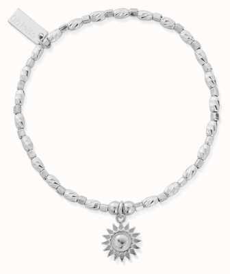 ChloBo Soul Glow Sunshine Bracelet   Sterling Silver SBCFR3085