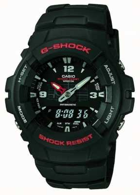 Casio G-Shock Chronograph G-100-1BVMES G-100-1BVMUR