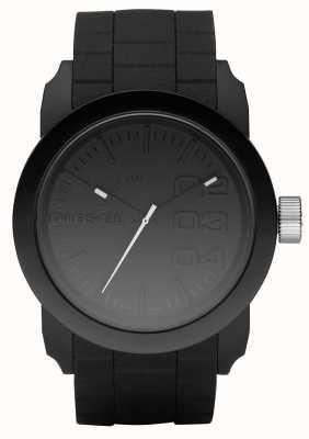 Diesel Mens Black Dial Strap Watch DZ1437
