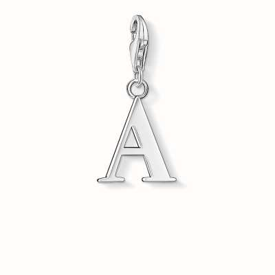 Thomas Sabo A Charm 925 Sterling Silver 0175-001-12