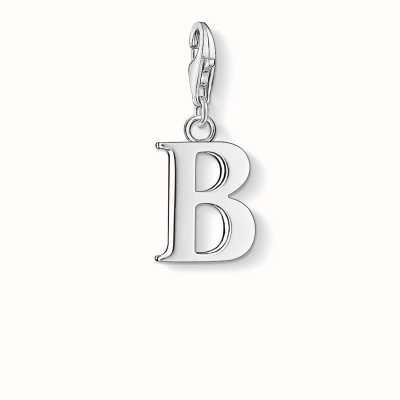 Thomas Sabo B Charm 925 Sterling Silver 0176-001-12