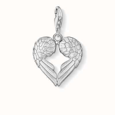 Thomas Sabo Wings Charm 925 Sterling Silver 0613-001-12