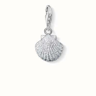 Thomas Sabo Conch Charm 925 Sterling Silver 0803-001-12
